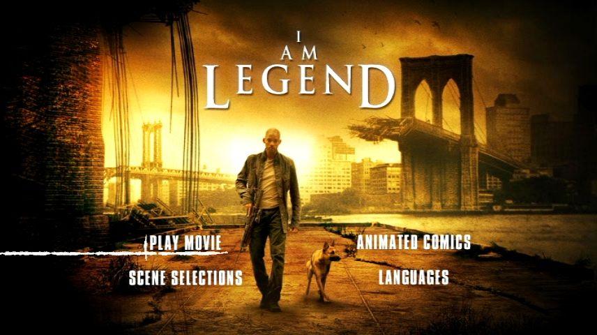 ภาพยนตร์ I Am Legend (2007) ข้าคือตำนานพิฆาตมหากาฬ