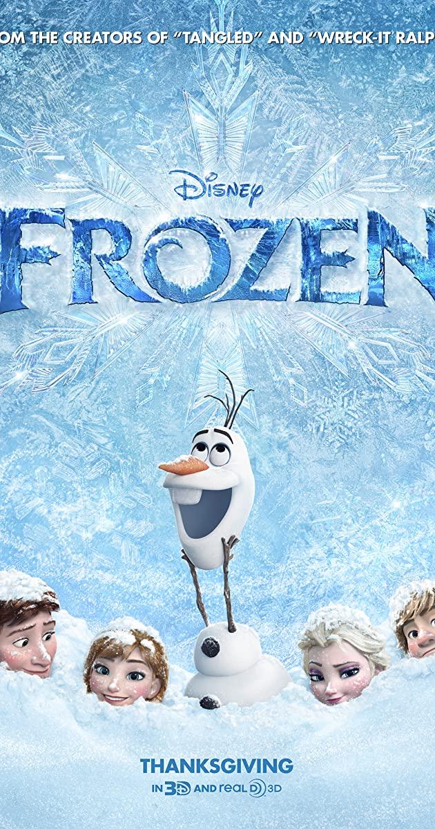 FROZEN (2013) : ผจญภัยแดนคำสาปราชินีหิมะ