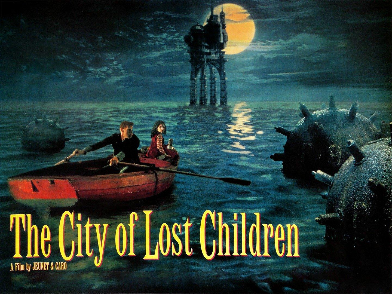 รีวิวเรื่อง The City of Lost Children