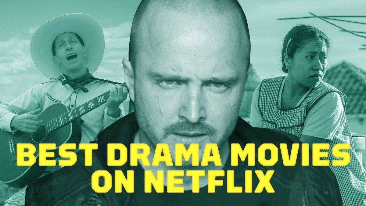 รายการทีวีภาพยนตร์ที่ดีที่สุดในการรับชมบนNetflixในเดือนนี้
