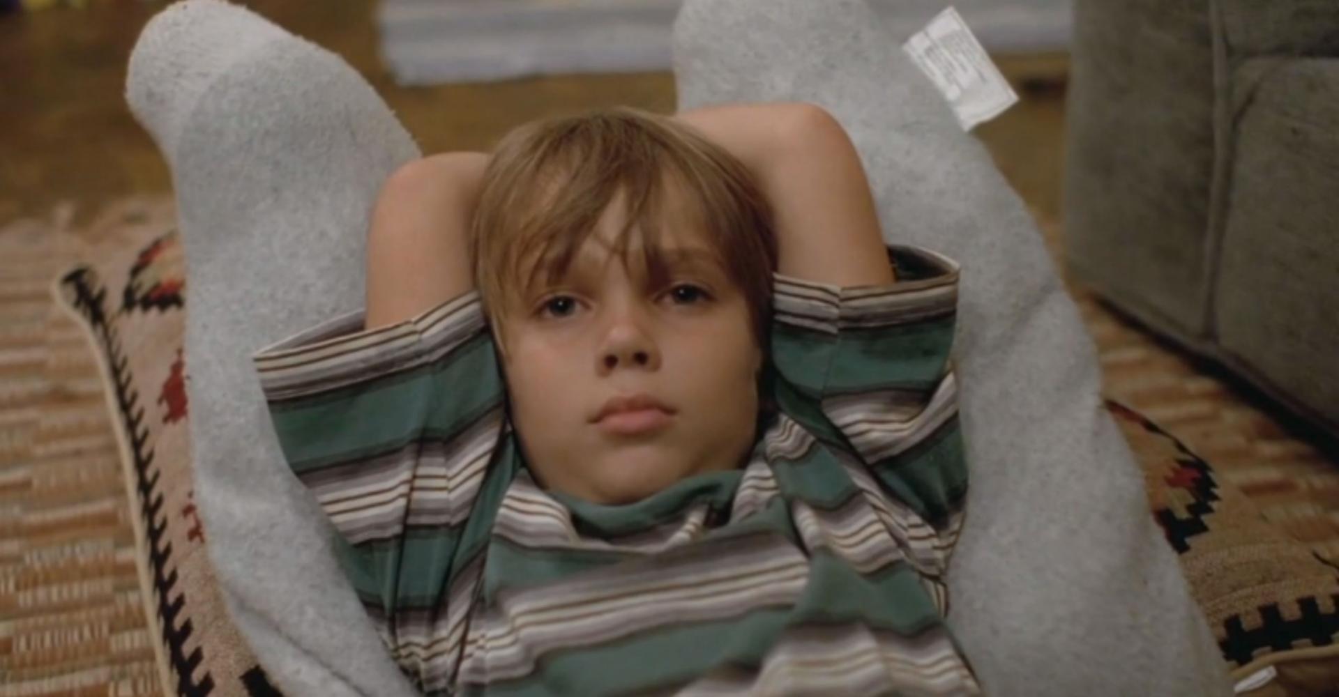 รีวิว หนัง Boyhood