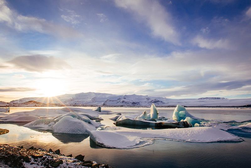 ท่องเที่ยวไอซ์แลนด์ช่วงโควิด